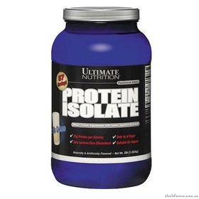 Ultimate Nutrition Protein Isolate 1362 гр (Протеин - Высокобелковые смеси)