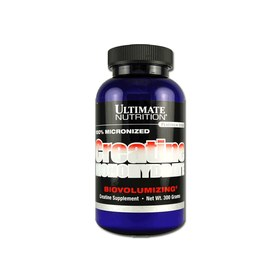 Ultimate Nutrition 100% Micronized Creatine Monohydrate 300г (Креатин)