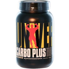 Universal nutrition Carbo Plus 1 кг (Энергетики)